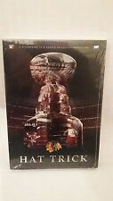 NEW Sealed Chicago Blackhawks HAT TRICK DVD 2015 Stanley Cup Champions