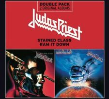Stained Class + Ram It Down - Judas Priest (2013, CD NEUF)2 DISC SET