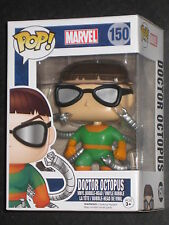 MARVEL UNIVERSE DOCTOR OCTOPUS POP VINYL FIGURE FUNKO SPIDER-MAN VILLAIN DOC OCK