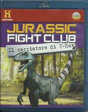 Jurassic fight club. Il cacciatore di T-Rex (2010) Blu Ray