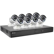 Swann SWDVK-1645008-US 8 Camera 16 Channel DVR Video Security System