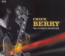 Ultimate Chuck Berry by Chuck Berry (CD, May-2007, 3 Discs, UMVD)
