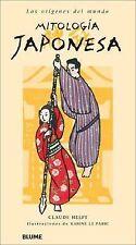 Mitología japonesa (Los orígenes del mundo) (Spanish Edition)