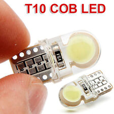 T10 194 168 W5W 360° COB 8 SMD LED CANBUS Silica Bright White License Light Bulb
