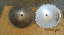 1928 1929 ford model a pickup or truck head light reflectors good for rat rod