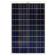 Grape Solar 100-Watt Solar Panel RV Boat 12-Volt System GS-Star-100W