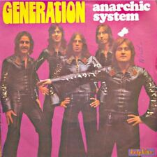 ++ANARCHIC SYSTEM generation/wish to know why SP 1975 DELPHINE VG++