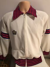 Original Official England Football Team Admiral Full Home Worn Tracksuit Players