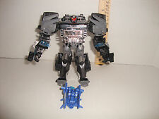 TRANSFORMERS PRIME TAKARA TOMY AM-24 ARMS MICRON SILAS BREAKDOWN
