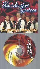 CD--KASTELRUTHER SPATZEN--DU GEHRST IN MEINE ARME