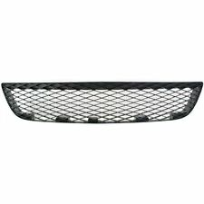 New Grill Assembly - Black, For Mazda3, 2004-2006