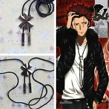 Anime KK K Project Suoh Mikoto Long Cosplay Pandent Adjustable Metal Necklace