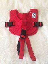 Baby B'Air AIRLINE FLIGHT VEST Airplane SAFETY Seat Belt FAA Harness Sm Infant