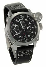 "Oris BC4 ""Der Meisterflieger"" Aviation Chronograph Men's Watch 649-7632-4164LS"