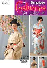 Motivi di sezione Geisha/kimono; Tg. 40-46