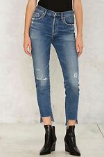 Citizens of Humanity Liya Hi-Lo Hem Jeans size 27 new with tags