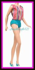 Barbie Reproduction american girl swimsuit new fits silkstone royalty complete