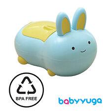 Babyyuga niños niños del niño orinal Potty Training Bebé Asiento, libre de BPA-Azul