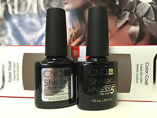 CND Shellac Xpress 5 Top & Base coat 2 x 7,3ml