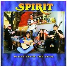 SPIRIT - Blues From The Soul, 2CD Neu