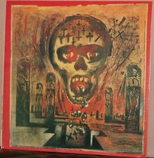 Slayer ‎– Seasons In The Abyss / Russian Phonogram 1994 LP