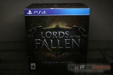 Lords of the Fallen Collector's Edition (PS4 2014) FACTORY SEALED! - RARE!