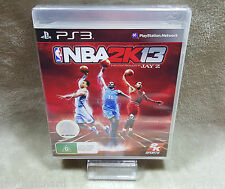 NBA 2K13 PlayStation 3 - PS3 NEW/Sealed - FREE POSTAGE