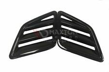 Bonnet vents (noir brillant) pour vauxhall/opel corsa d (2006-UP)