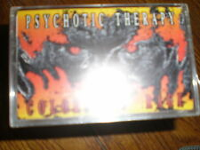 Psychotic Therapy CASSETTE NEW Colors OF Rage