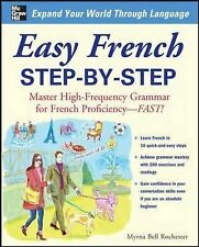 Easy French Step-by-step by Myrna Bell Rochester (Paperback, 2008)