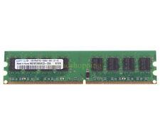 Samsung NEW 1GB DDR2 667MHz PC2-5300U DIMM intel Motherboard RAM Desktop memory