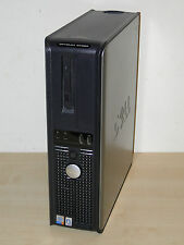 PC Dell Optiplex GX620 Desktop Intel Pentium 4 2,8GHz 2GB 40GB FDD DVI DVD-Rom