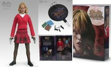"SIDESHOW 12"" BUFFY THE VAMPIRE SLAYER VAMPIRE RED DARLA FIGURE...NEW IN WORN BOX"