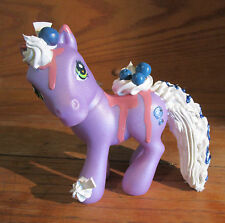 MLP Custom Decoden Desert Pony Whipple White Chocolate Blueberry
