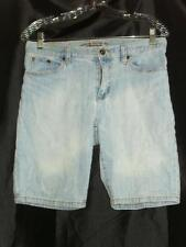 WOMEN'S RALPH LAUREN JEANS CO DENIM BLUE JEAN SHORTS  SIZE 4 WAIST 29 LENGTH 18