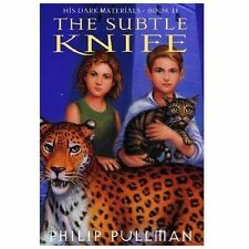 The Subtle Knife His Dark Materials, Book 2