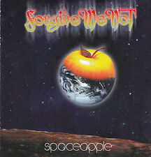 Amore me not-spaceapple (CD 2000) PRIVATE PRESS. fine hard rock!!!