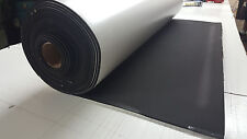 """CLOSED CELL SPONGE RUBBER NEOPRENE/EPDM BLEND1/16THKX53""""WIDEX12""""ADHESIVE 1 SIDE"""