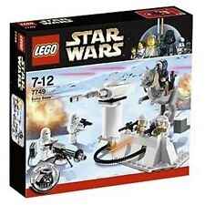 Lego 7749 Star Wars Echo Base * Tauntaun! * Sealed Box * Snowtrooper Hoth Rebel