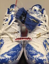 Nike Air Max Lebron XI Sz 12 Low China Royal Retro 1 3 4 5 6 7 8 9 10 11 13 23