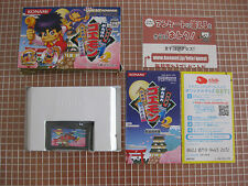 GBA Gambare Goemon 1 & 2  JAP NINTENDO GAMEBOY ADVANCE