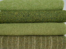 """HAND DYED RUG HOOKING WOOL Mill-Dyed ~ """"GREEN with ENVY"""""""
