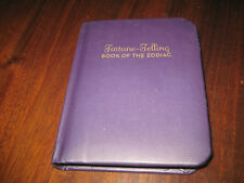 Fortune-Telling Book of the Zodiac by K.C. Jones Gently Used