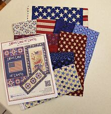 Sweet Land of Liberty Wall Hanging Quilt Kit by Henry Glass
