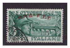 TRIESTE A - 1948 PONTE DEGLI ALPINI USATO