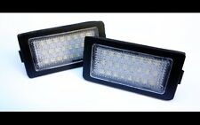 BMW E38 7 Series M LED Number License Plate Lights Lamp Modul E-Mark Approval AC