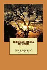 Fagulhas : De Alegria Espiritual by Sarah Lane (2015, Paperback)