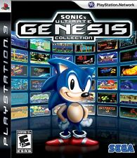 Sonic's Ultimate Genesis Collection - Playstation 3 Game