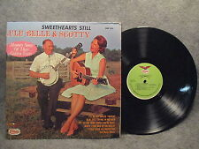 33 RPM LP Record Lulu Belle & Scotty Sweethearts Still Starday Records SLP 351