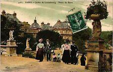 CPA Paris 6e Paris-Jardin du Luxembourg-Palais du Sénat (312075)